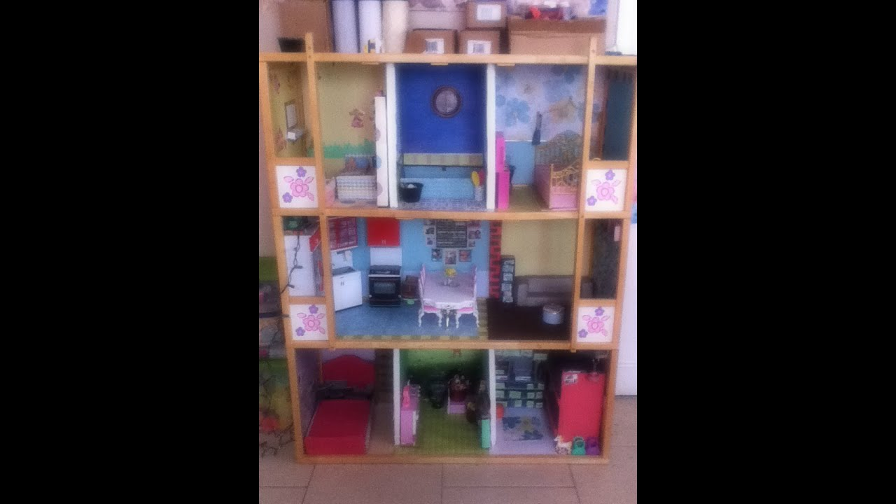 Dollhouse Analysis | DIY Barbie Furniture, Etc