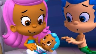 Bubble Guppies GAME about cartoon Full Happy Valentine's DAY Nick Jr. videos for kids #BRODIGAMES