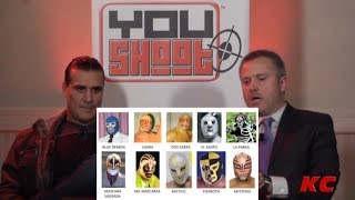 Alberto Del Rio - Ranks his top 3 Lucha Masks + People calling him boring & more