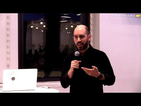 Human-Centered Design Management & Scale // Stephen Spyropoulos, HBC [FirstMark's Design Driven]
