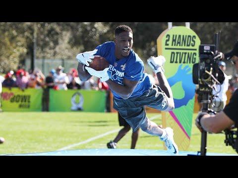 Best Hands: 2018 Pro Bowl Skills Showdown | NFL Highlights