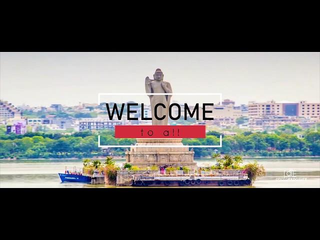 AASRAA 2019 MARATHON @Hyderabad Teaser | PhotoExposure #Photoexposure