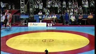 55 кг. В.Лебедев - Р.Великов, Чемпионат мира-2011, финал