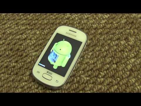SAMSUNG GT S5282 мобильный телефон. обзор, комплектация, игры.