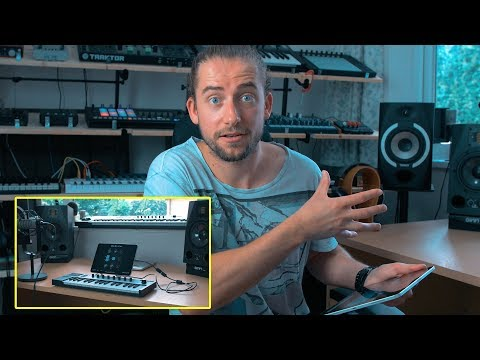 Top 10 IOS Apps For Music Production