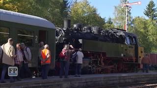 130 Jahre Eisenbahnstrecke Schwarzenberg - Annaberg-Buchholz