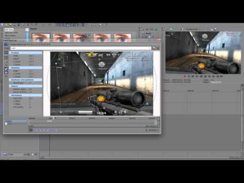 Sony Vegas # วิธีการทำ Shake Effect Ep.1