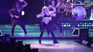 Shakira 'She wolf' Live in Moscow Russia
