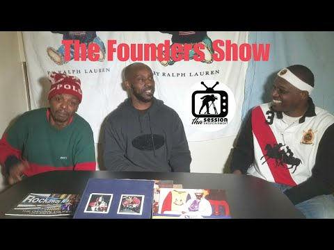 The Founders  Ep. 8 Rob Morgan