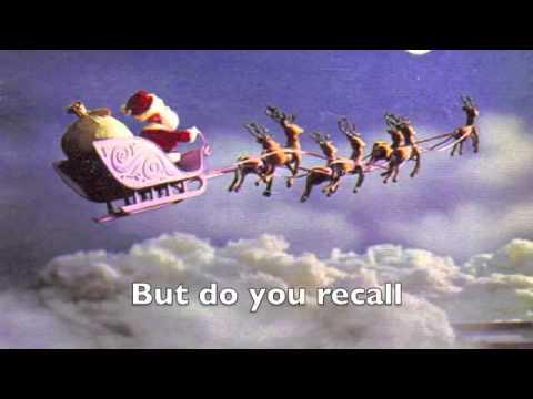 Rudolf das rentier englisch song