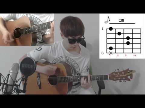 Super Junior 슈퍼주니어 - Devil cover(guitar) by wingo