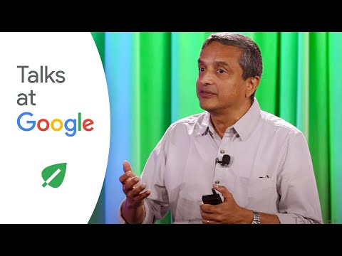 """Satyajit Bhatkal: """"A People's Movement for Water is Born""""   Talks at Google"""