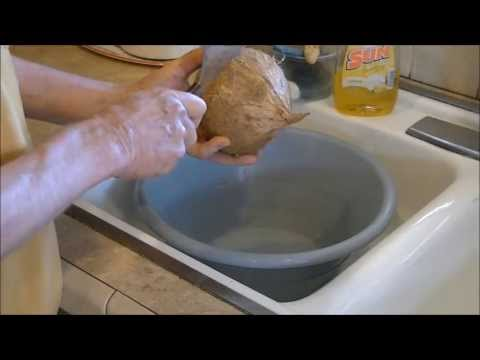 Making Virgin Coconut Oil At Home