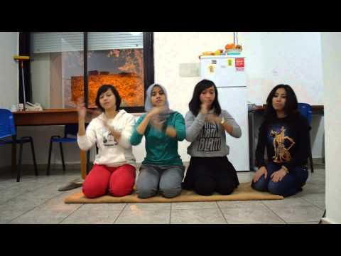 Simple Saman Dance