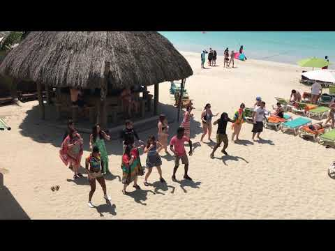 Dancing in Jamaica