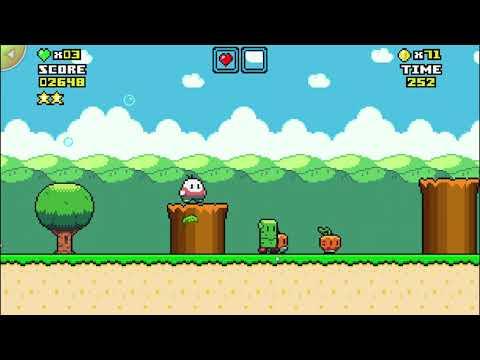 Game Friv - Super Onion Boy