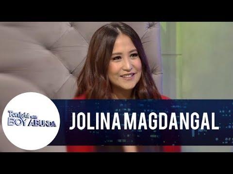 TWBA: Fast talk with Jolina Magdangal-Escueta