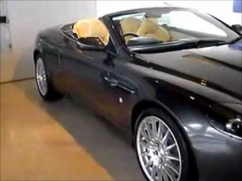 ASTON MARTIN DB9 V12 Volante Touchtronic Auto FOR SALE