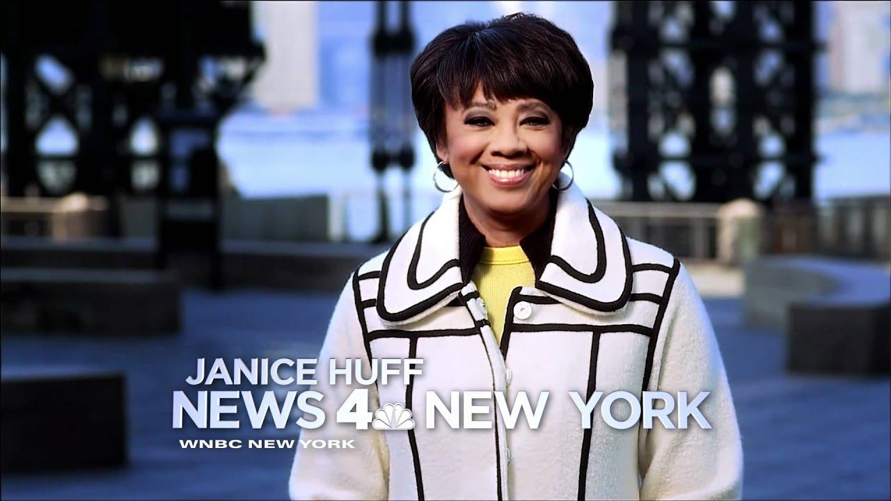 NBC News 4 New York Winter Weather - Janice Huff 4 by NBC New York