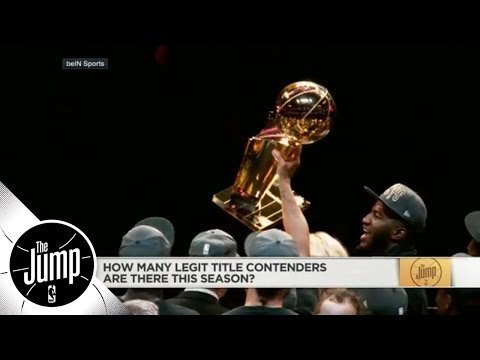 Picking Out Legit NBA Title Contenders For 2018/19 Season | The Jump | ESPN