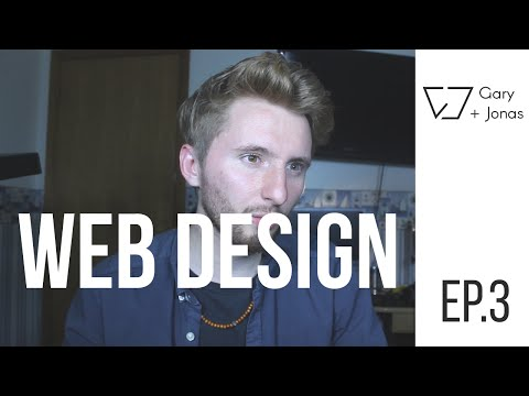 Website Design - How to Brand A Business Ep. 3