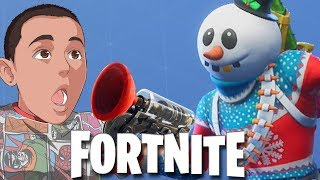 NEW SLUSHY SOLDIER SKIN | Fortnite SEASON 7 Gameplay