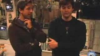 SNL's Seth Meyers & Bill Hader: Celeb Fanboys