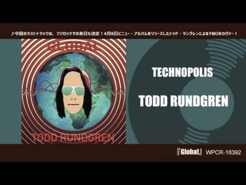 Todd Rundgren - Technopolis - Yellow Magic Orchestra cover