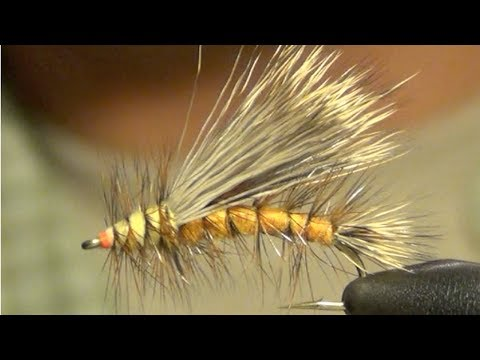 Stimulator Stonefly Fly Tying Video Instructions - OLD VIDEO