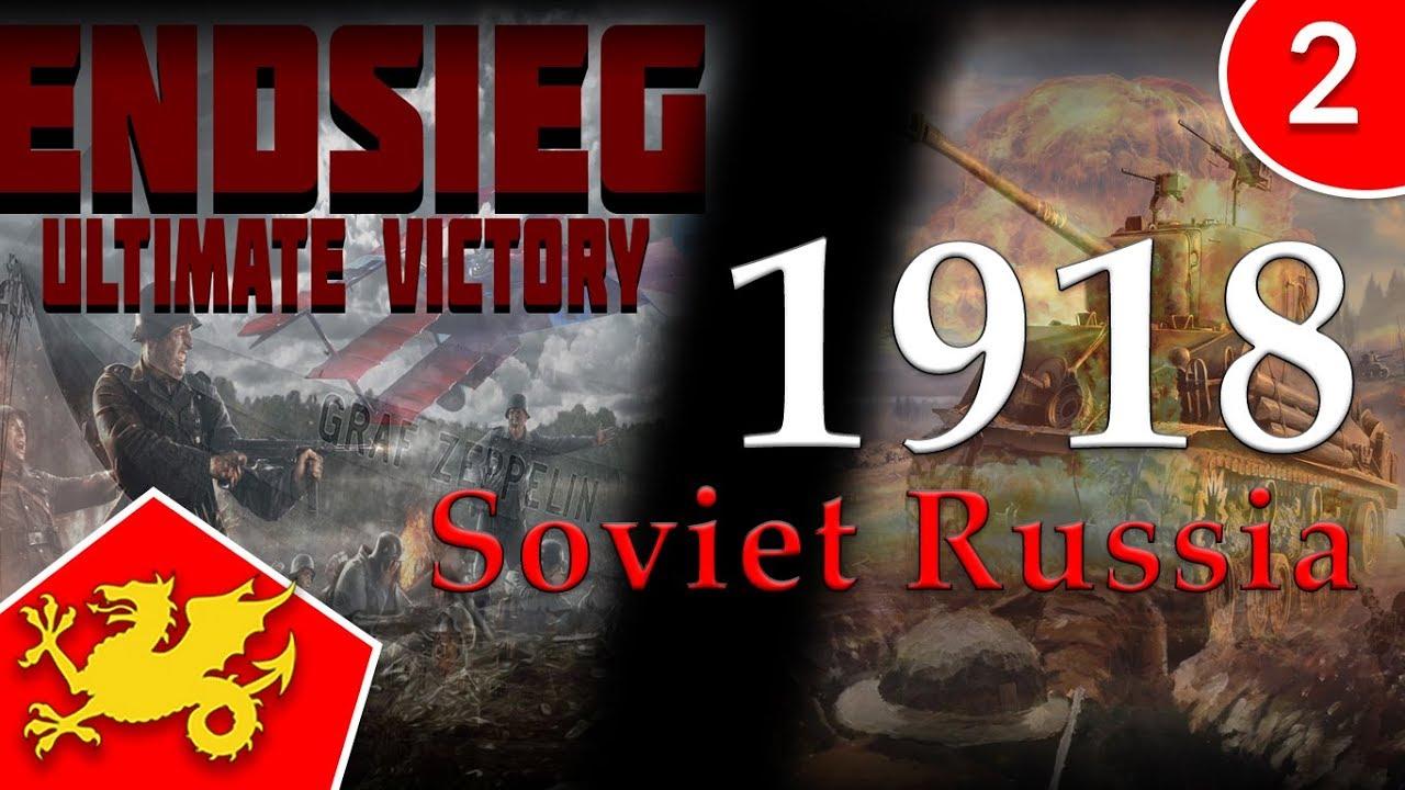 HOI4 Endsieg Mod 1918 Soviet Russia [2]