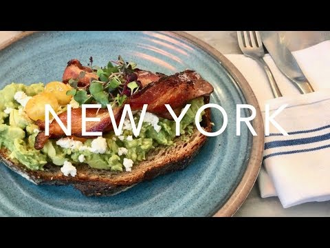NYC Brunch | Aussie Cafes For Avocado Toast
