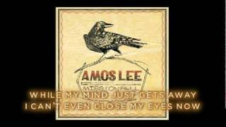 "Amos Lee - ""Violin"" - Official Lyric Video"