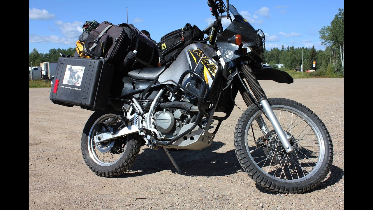 KLR 650 Review - After Alaska Part 1 of 2 - YouTube