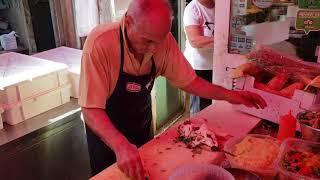Caseficio Borderi - Famous Sandwich Shop in Ortigia, Siracusa, Sicily