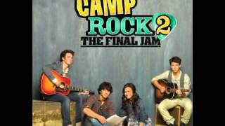 Matthew Finley & Meaghan Martin - Tear It Down - Camp Rock 2 : The Final Jam