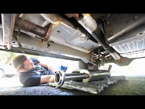 HOW TO: Jeep Grand Cherokee Cat-Back Exhaust Installation (2005-2010 WK)