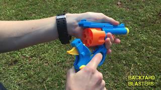 Breaking the world record - Most powerful toy revolver