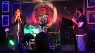 Saigon Kick at the Funky Biscuit in Boca Raton, Florida 5/29/15