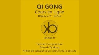 Qi Gong cours en ligne - Extrait