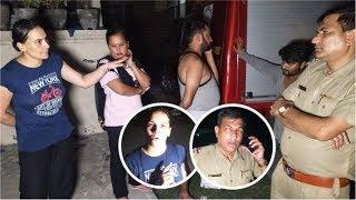 करनाल में पुलिस वाले ने Live In RelationShip में रह रहे लड़का लड़की की वीडियो बना की वायरल
