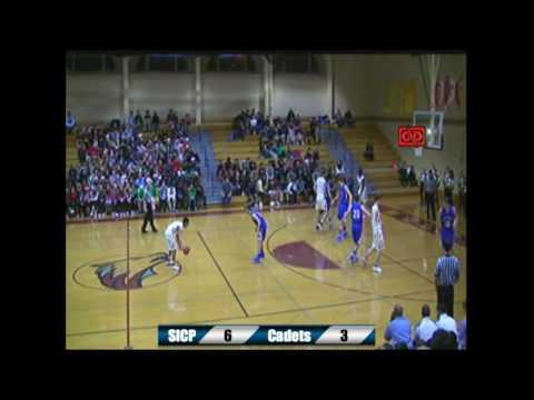 Boys Varsity Basketball Saint Ignatius College Prep vs Marmion Academy