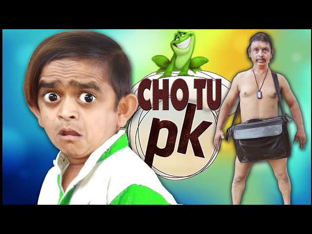 CHOTU v/s PK Comedy | Chotu Comedy Video| Khandesh Hindi Comedy