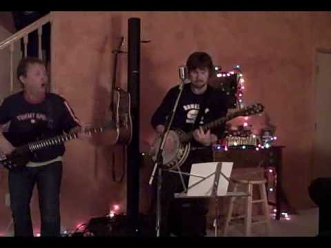 Rush 2112 Overture We Are The Priests cover w/banjo