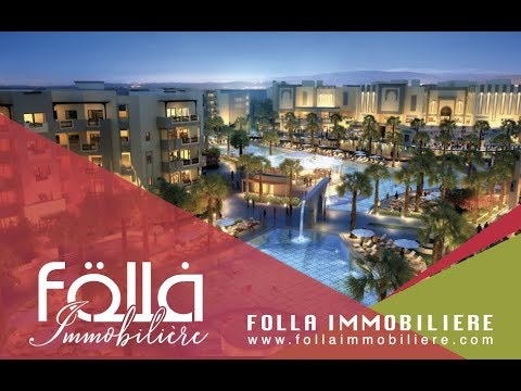 PALM LAKE RESORT MONASTIR 3D  HD