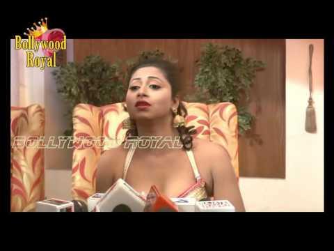 Hot Iteam Song Shoot Of Glory & Raj Chauhan For Bhojpuri Film 'Raj Shanshah' Part  2