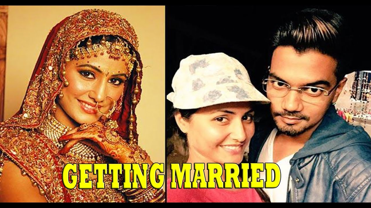 WEDDING BELLS Hina Khan Aka Akshara Jaywant Jaiswal To Tie The Knot Soon