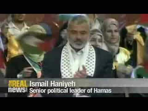 Hamas and Fatah tug of war