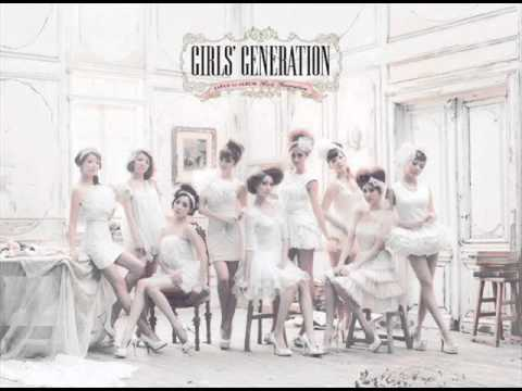 SNSD - Born To Be A Lady