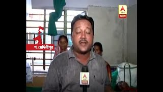 Mamata Banerjee meets victim and ensured her of providing financial aide