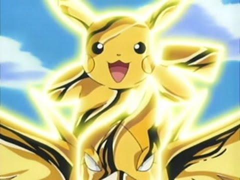 """""""Pikachu Vs  Electivire"""", AmazING!! Ash & Paul Battle........"""